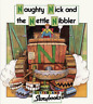 (Good)-Naughty Nick and the Nettle Nibbler (Letterland Storybooks) (Paperback)-S