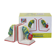 Portmeirion - The Very Hungry Caterpillar Book Ends in Presentation Gift Box