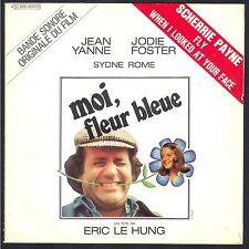 BO FILM MOI FLEUR BLEUE JEAN YANNE JODY FOSTER SCHERRIE PAYNE 45T SP 1977 MOTOWN