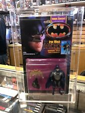 Kenner Iron Winch Batman 89 AFA 85 NM+ DC Comics Dark Knight Collection 1990