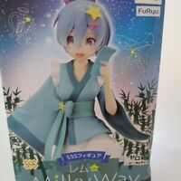 REM Milky Way Anime Figure Japan Only Release