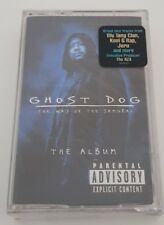 Ghost Dog - The Way Of The Samurai , The Album Wu Tang Clan RZA Cassette Vinyl