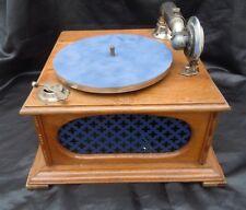 Gramophone swiss manufacture vers 1920 phonographe