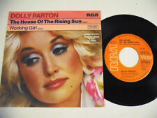 DOLLY PARTON The House Of The Rising Sun  7""