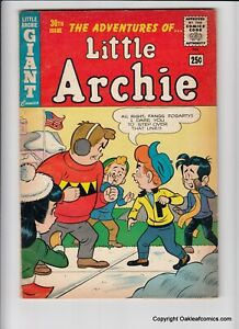 Little Archie 30 comic 1964 F-VF
