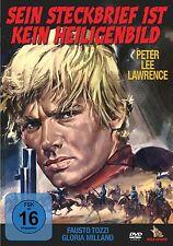 Sein Steckbrief ist kein Heiligenbild  (Peter Lee Lawrence) DVD NEU + OVP!