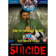 Suicide NEW PAL Arthouse DVD Raoul W. Heimrich