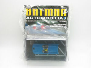 BATMAN AUTOMOBILIA #371 By Eaglemoss NEW IN PACKAGE FREE SHIPPING