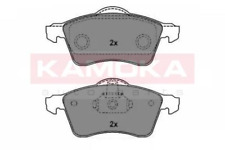 Bremsbelagsatz Scheibenbremse - Kamoka JQ1012091