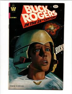 BUCK ROGERS in the 25th CENTURY # 11 WHITMAN PUBLISHING 1980 ERIN GRAY GGA COVER