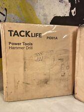 Taladro Martillo Perforador tacklife con Cable de 1/2 pulgadas 2800RPM 44800BPM de doble modo de taladro
