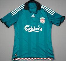 LIVERPOOL FC 2008-09 S small Away 3rd Jersey Football Shirt Camiseta