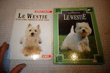 Petit Chien Terrier LE WESTIE / Soins Elevage :Robert Killick / Dagmar Schratter