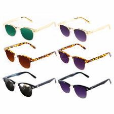 e5e14d5348 Clubmaster Mirrored Sunglasses for Men