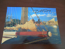 """Four different Baltimore city post card! 1(5""""X7"""") & 3(4""""X6"""")"""