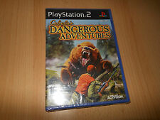 Cabela's Dangerous adventures  PS2 - Playstation 2 NEW SEALED pal