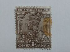 INDIA STAMP - 1 A