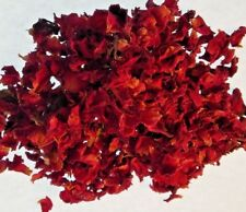 English Rose Petals 100g Dried Rose Petals, Bio-Degradable Confetti Uk Produce