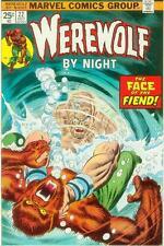 Werewolf by Night # 22 (Don Perlin) (USA, 1974)