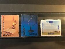 Poland 1994 Europa.Great discoveries. UE. Mi:3486-7,3517