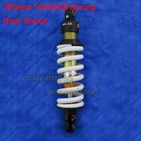 DNM MK-AR 360mm 350LBS Spring Rear Shock Adjustments Rebound For Dirt Pit Bike