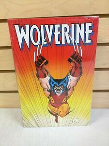 Wolverine Omnibus Vol. 2 Jim Lee Main Cover - Hardcover New & Sealed HC