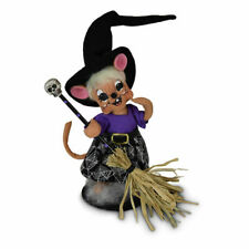 Annalee Dolls 2020 Halloween 6in Witch Mouse Plush New with Tags