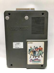 Cadillacs & Dinosaurs CAPCOM JAMMA PCB CPS 100% original 1992 #4