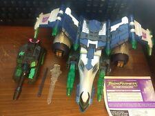 Transformers Energon Megatron Leader Class Complete