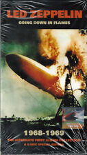 """LED ZEPPELIN """"GOING DOWN IN FLAMES"""" (3 CDs 1 DVD)"""