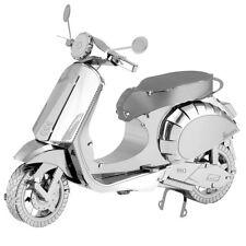 Fascinations Metal Earth Vespa Primavera 150 Motor Scooter 3D Steel Model Kit