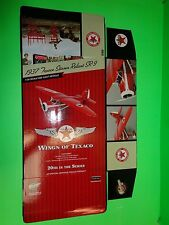 #20 TEXACO 1937 STINSON RELIANT SR-9 AIRPLANE REGULAR EDITION - BOX ONLY
