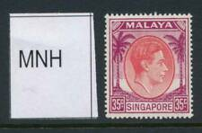 SINGAPORE, 1948 35c P18 fine MNH, cat £12