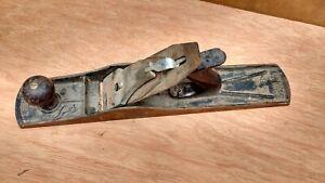 vintage Stanley Bailey No 6 Woodworking Plane for Restoration