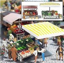 Busch 1071 Marktstand Obst Honig