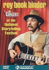 Guitare DVD Roy Livre reliure en concert Festival National