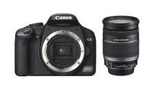 Canon EOS Digital Rebel XSi / EOS 450D 12.2MP Digital SLR W/ 18mm-55mm Black Kit