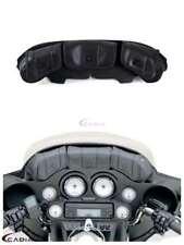 3-Pockets Fairing Pouch Windshield Bag Saddlemen For Harley Street Glide 96-13