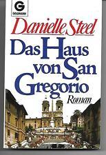 Danielle Steel, Das Haus von San Gregorio