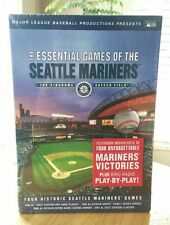 The Essential Games Of The Seattle Mariners The Kingdome Safeco Field