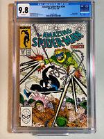 Amazing Spider-Man #299 CGC 9.8 White Pages 1st Venom Cameo App McFarlane