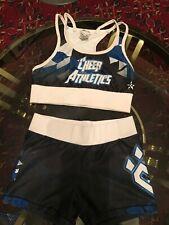Cheer Athletics AXS Cheerleading Practice wear set by Rebel.