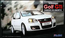 2005 Volkswagen VW Golf GTI 5 con fotoätzteilen, 1:24, 123417 Fujimi