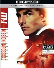 Mission: Impossible [New 4K UHD Blu-ray] With Blu-Ray, 4K Mastering, Ac-3/Dolb