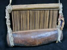 Baule Loom Large Example Cote d'Ivoire West Africa Textile Art Cool Tribal Tool