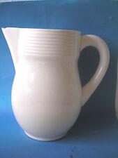VEB Elsterwerda alter Waschkrug  Lore  Wasserkrug Keramik Art Deco