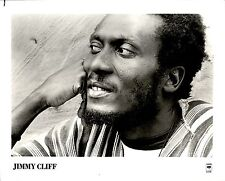 Vintage Publicity Photo Columbia Records Jamaican reggae musician Jimmy Cliff