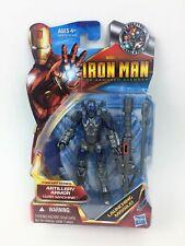"Iron Man 2 3.75"" Action Figure Artillery Armor War Machine MISP"