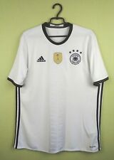 Germany jersey shirt 2016 Home official adidas football soccer size XL
