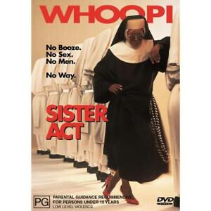 Sister Act 1 & 2 (DVD)